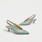 Slingback leather high heel shoes - view all-shoes-woman | zara macedonia