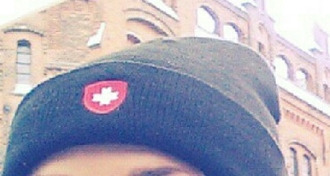 hat black hat swiss flag hipster hat