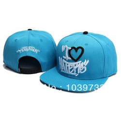Online Shop Quantity LIMITED! Promotion hot blue I love haters snapback adjustable hat baseball adult|Aliexpress Mobile