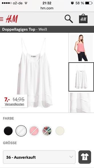 blouse h&m zara simple classy