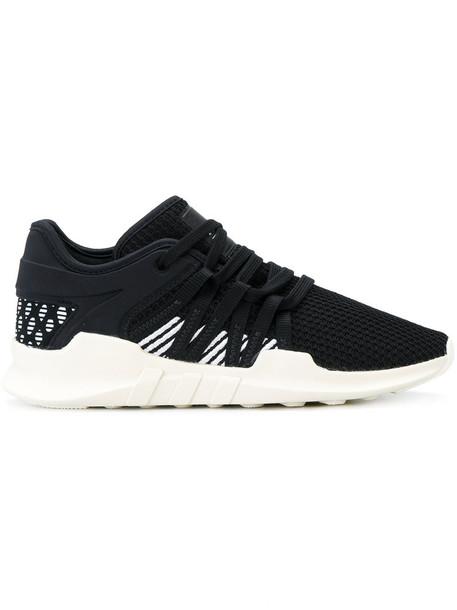 Adidas women spandex sneakers black neoprene shoes