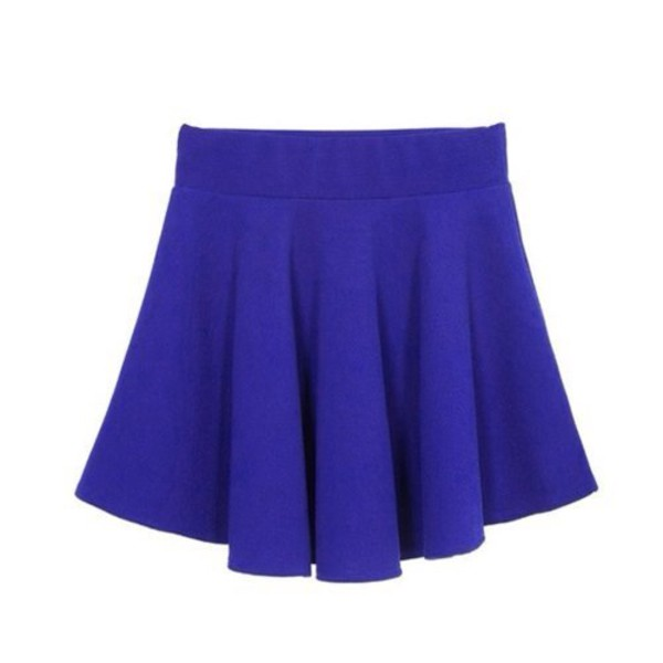 shirt blue biker skirt