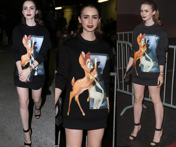 disney sweater wow bambi style givenchy