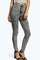 Lara super skinny high waist tube jeans