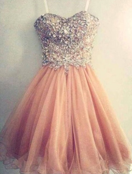 pink dress pink prom dress dress pink sparkley dress 2014 forever hill model heart ball sparkle sequins