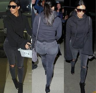 jacket kim kardashian shoes