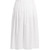 Side Button cotton skirt