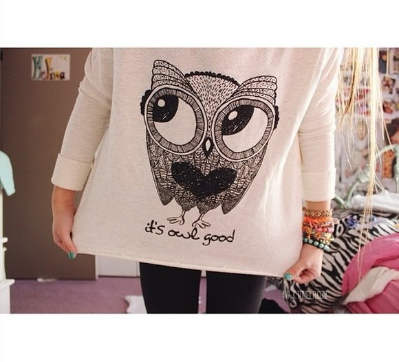 owl cute sweater tip wheretogetit?