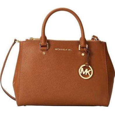 Amazon.com: michael michael kors jet set travel medium dressy tote brown luggage: shoes