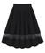 Botia mesh midi skirt – outfit made