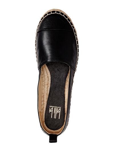 25532783 Billi Bi Espadrille (Black Nappa 70) - Køb og shop online hos Boozt.com