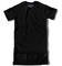 Premium elongated leather t shirt