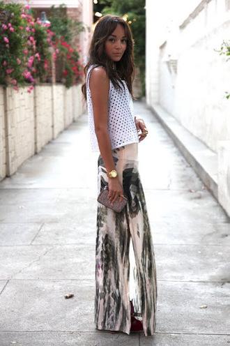 skirt ashley madekwe pattern abstract long skirt with bow maxi skirt street streetstyle actress tumblr tumblr skirt