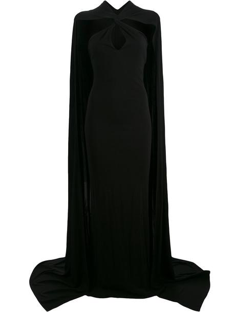dress maxi dress maxi women black