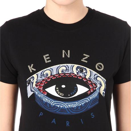 cedd93975b Kenzo Black Eye Motif T shirt