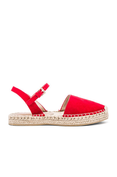 RAYE Dean Espadrille in red