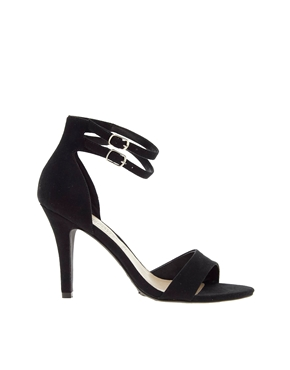 New Look | New Look Taste Black Single Sole Sandals at ASOS