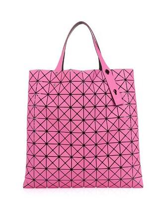 matte light pink light pink bag