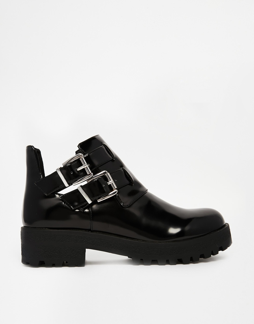 ASOS ATOM BOMB Ankle Boots at asos.com