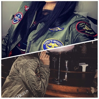 jacket rihanna style