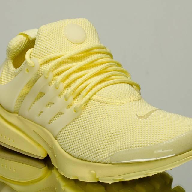 busca lo último profesional mejor calificado como encontrar Nike Air Presto Ultra BR men lifestyle sneakers NEW lemon chiffon ...