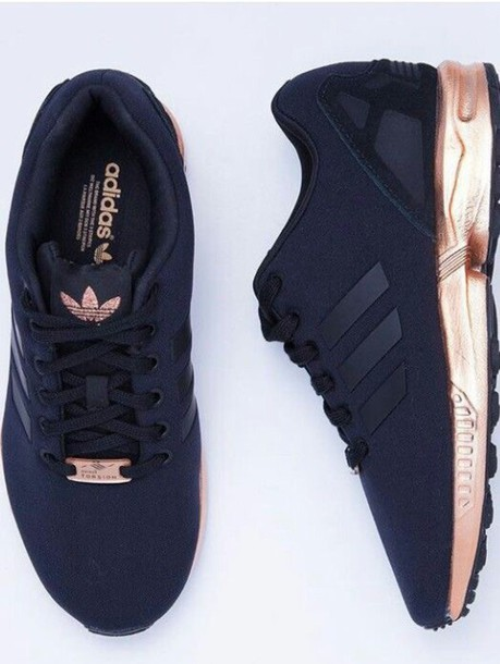 Adidas Black Rose Shoes