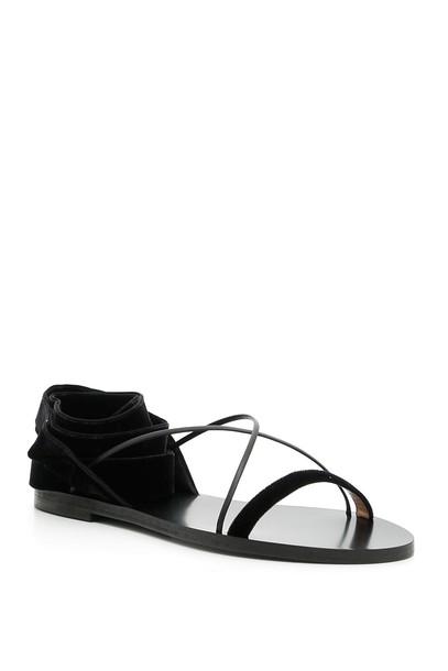 Valentino sandals black shoes