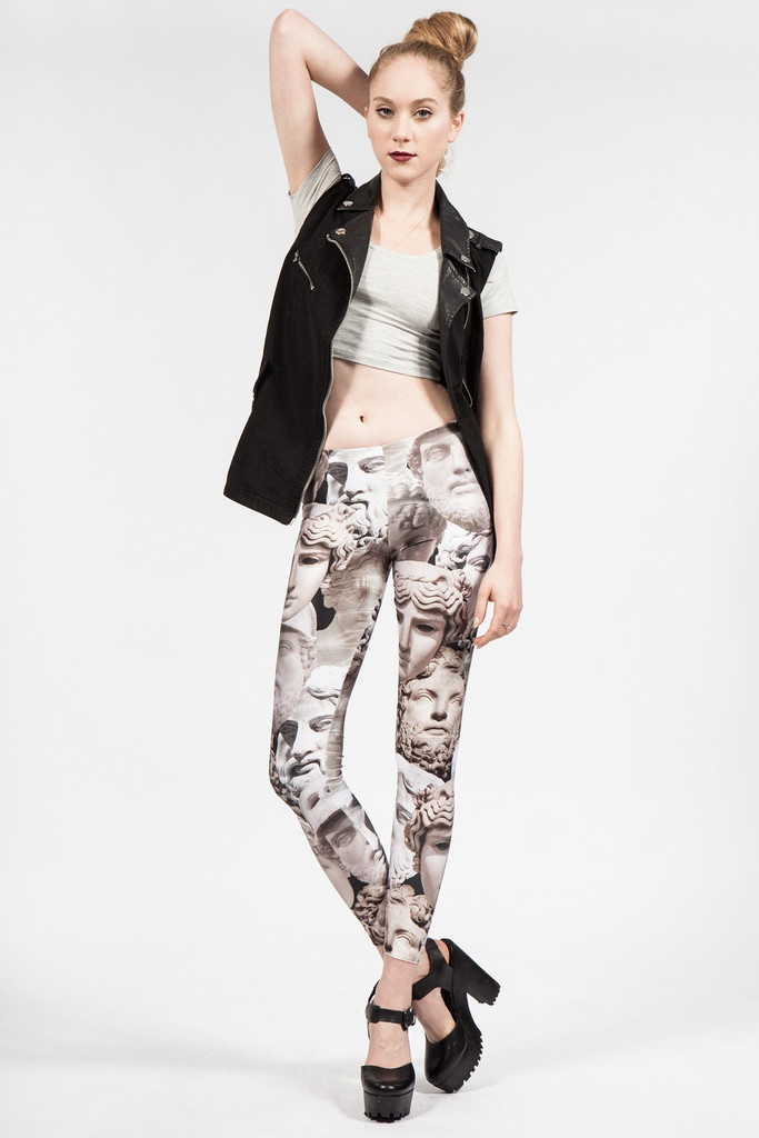 Lovelysally — Statues Leggings