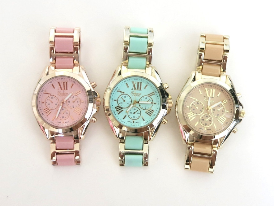 Classic Bracelet Watch