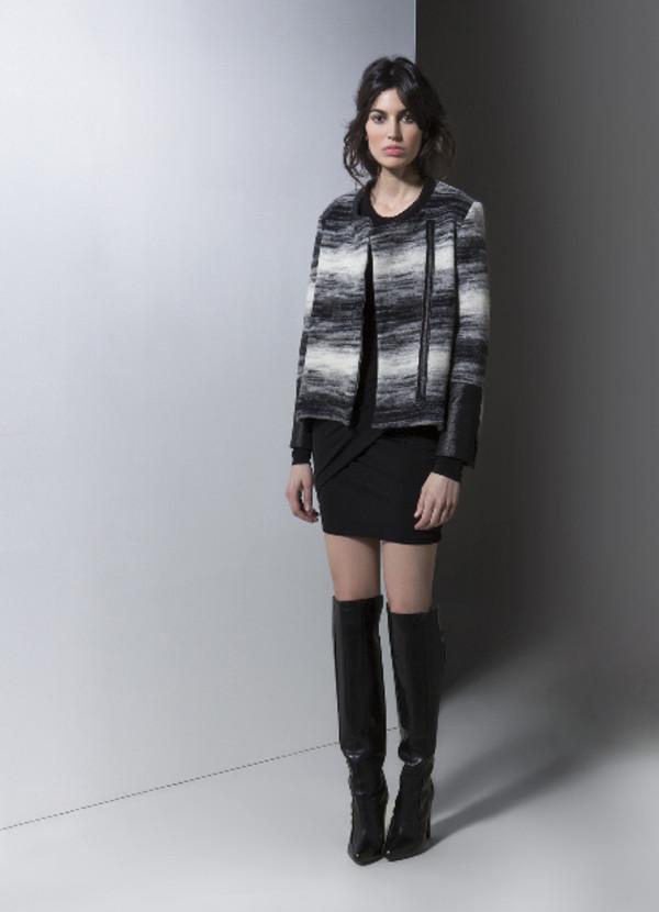 robe moulante noir gat rimon femme boutique en ligne gat. Black Bedroom Furniture Sets. Home Design Ideas