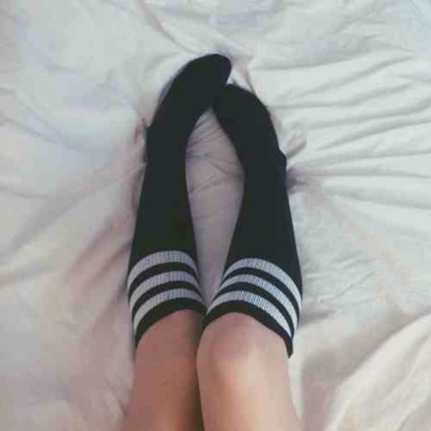 Knee socks tumblr