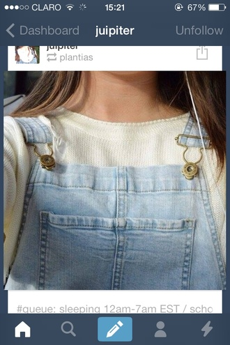 girly jumpsuit denim denim overalls style fashion light blue denim shorts crop tops dress blouse jeans
