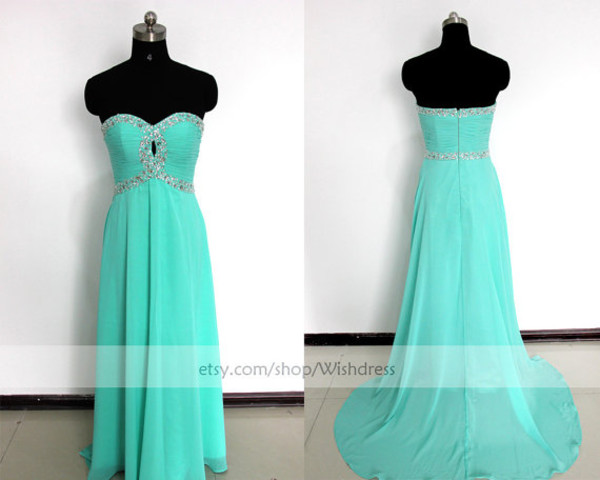 turquoise long prom dress blue prom dress 2015 prom dress long long prom dress blue formal dresses turquoise evening dresses keyhole prom dresses forma gown