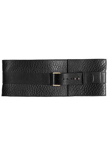 Doris Leather Belt | J Brand
