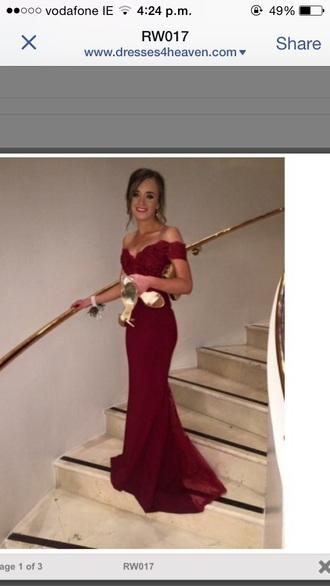 dress burgundy prom off the shoulder burgundy dress off the shoulder maxi