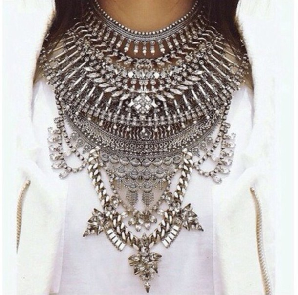 statement style jewellery that your stunning off show of pieces necklaces jewelry ll