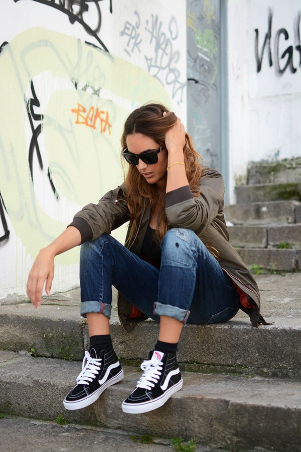 Stella Wants To Die, Blogger, Shoes, Jeans, Jacket, T