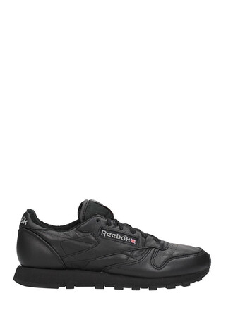 sneakers. classic sneakers leather black black leather shoes