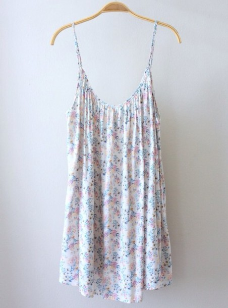dress cute dress spaghetti strap