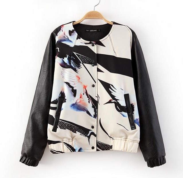 The birdwoman jacket