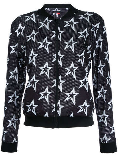 Perfect Moment jacket bomber jacket mesh women black