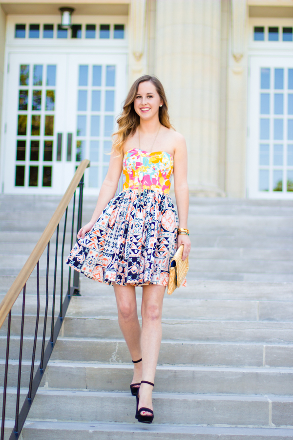 SideSmile Style: SUMMER MIXED PRINTS