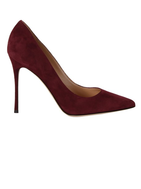 Sergio Rossi pumps burgundy shoes
