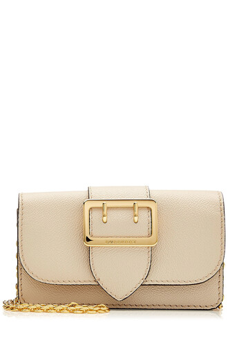 mini bag shoulder bag leather beige
