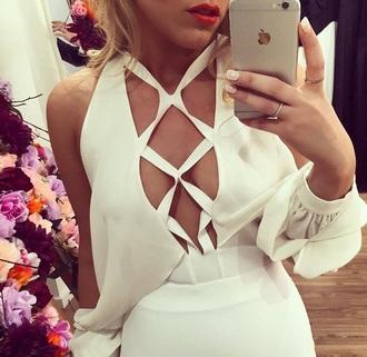 dress details white white dress elegant dress elegant classy bodycon dress bodycon lace up