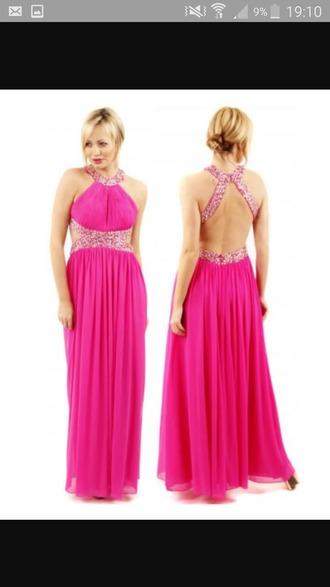 dress forever unique pink