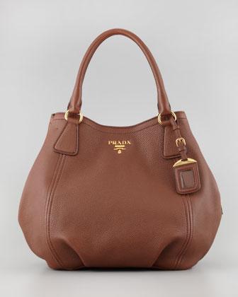 f8e0fed838 purchase prada large leather double tote bag dark brown cocoa neiman marcus  61e23 30233  italy prada saffiano large executive tote bag brown neiman  marcus ...