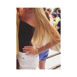 shorts cute shorts white white shorts lace shorts lace hot dressy shorts adorable outfit white shorts cute blonde hair beach shorts dressy casual shorts