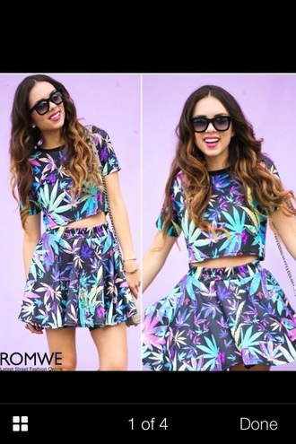 jumpsuit weed shirt weed dress