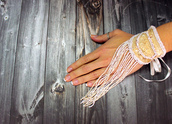 top,bracelets,embroidered,embroidered jewelry,gloves